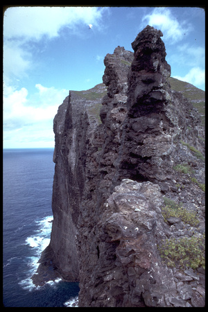 Nihoa cliffs